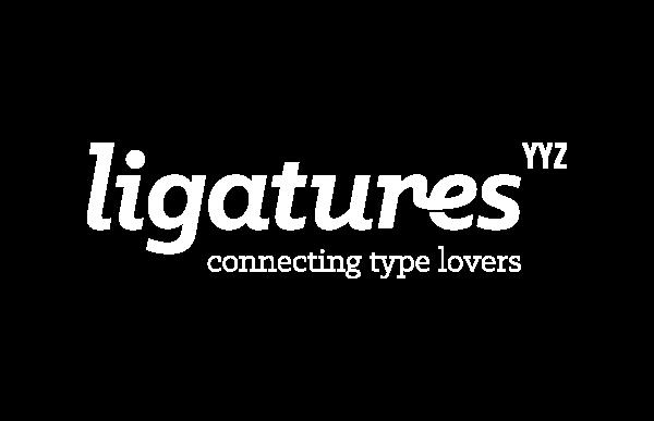 Ligatures YYZ
